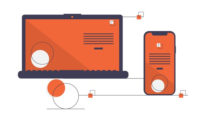 Interoperability technology (abstract illustration)
