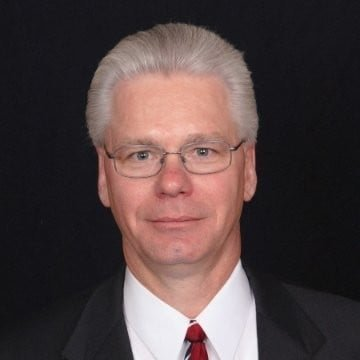 <p><strong>Jeff Strand</strong></p> portrait photo