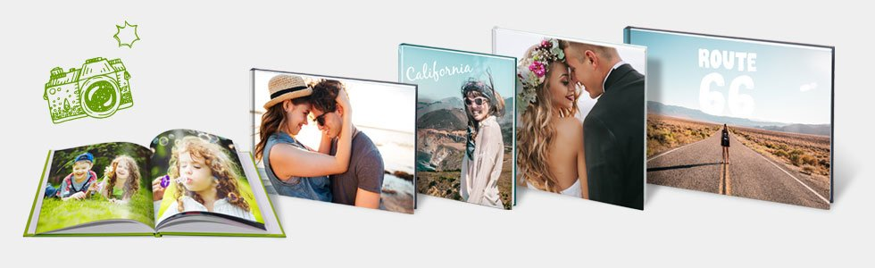 Fotobuch-Formate