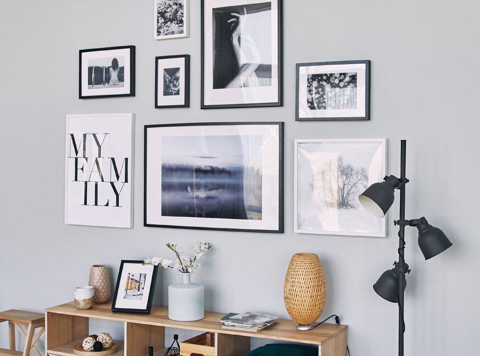 poster personalizzati su vera carta fotografica
