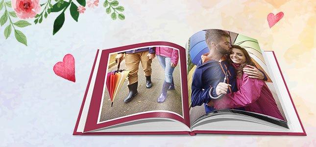 Create photo book now