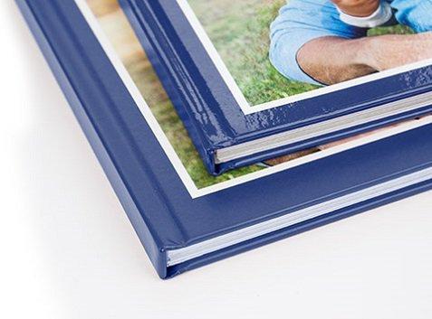 Fotobuch mit Klebebindung