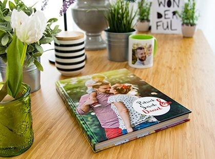 Fotobuch online gestalten