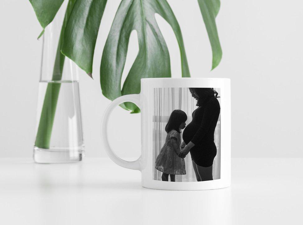 tazza con foto personalizzata