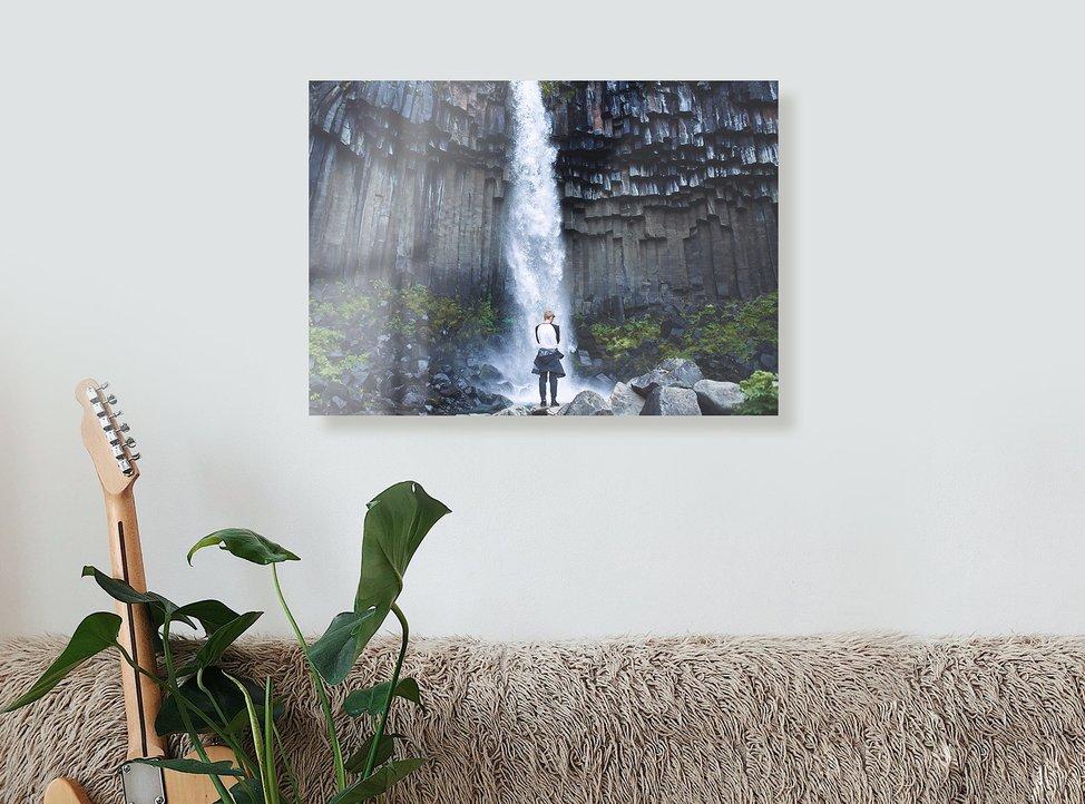 stampa su vetro acrilico con foto personalizzata con myphotobook
