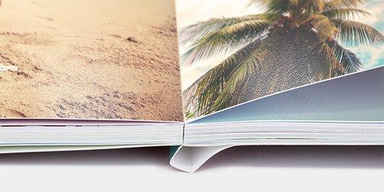 Echtfotobuch Softcover Bindung