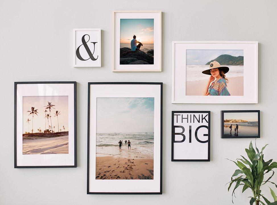 decorazioni da parete con foto di myphotobook in varie dimensioni