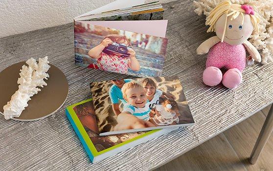 Zum Echtfotobuch Softcover