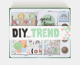 Scrapbooking Dekobox Trend