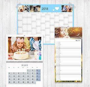 Jahreskalender & Terminplaner