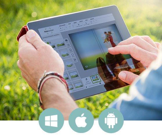 Fotobuch online erstellen