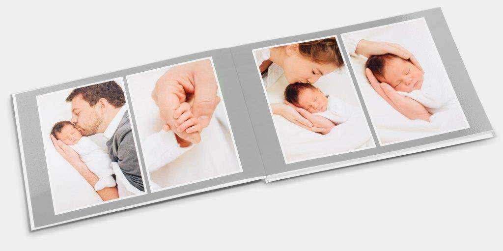 Babyalbum Echtfotobuch