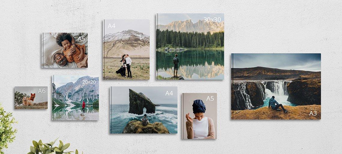 Créer votre propre livre photo