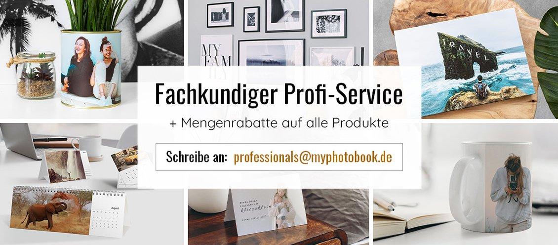Fotobücher Profis