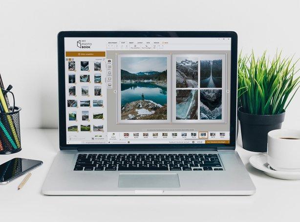 Progetta il tuo prodotto fotografico online