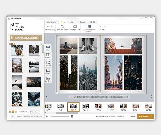 myphotobook programvaran Windows