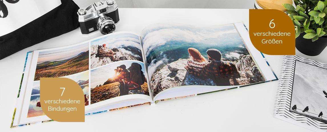 Zu den Fotobüchern