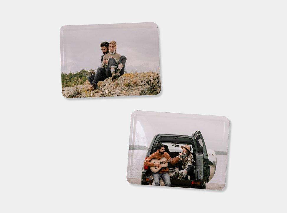 magnetini con foto personalizzate creati con myphotobook