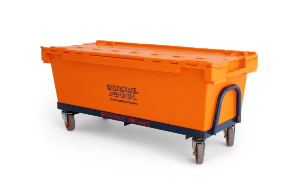 Lateral Filing Crate