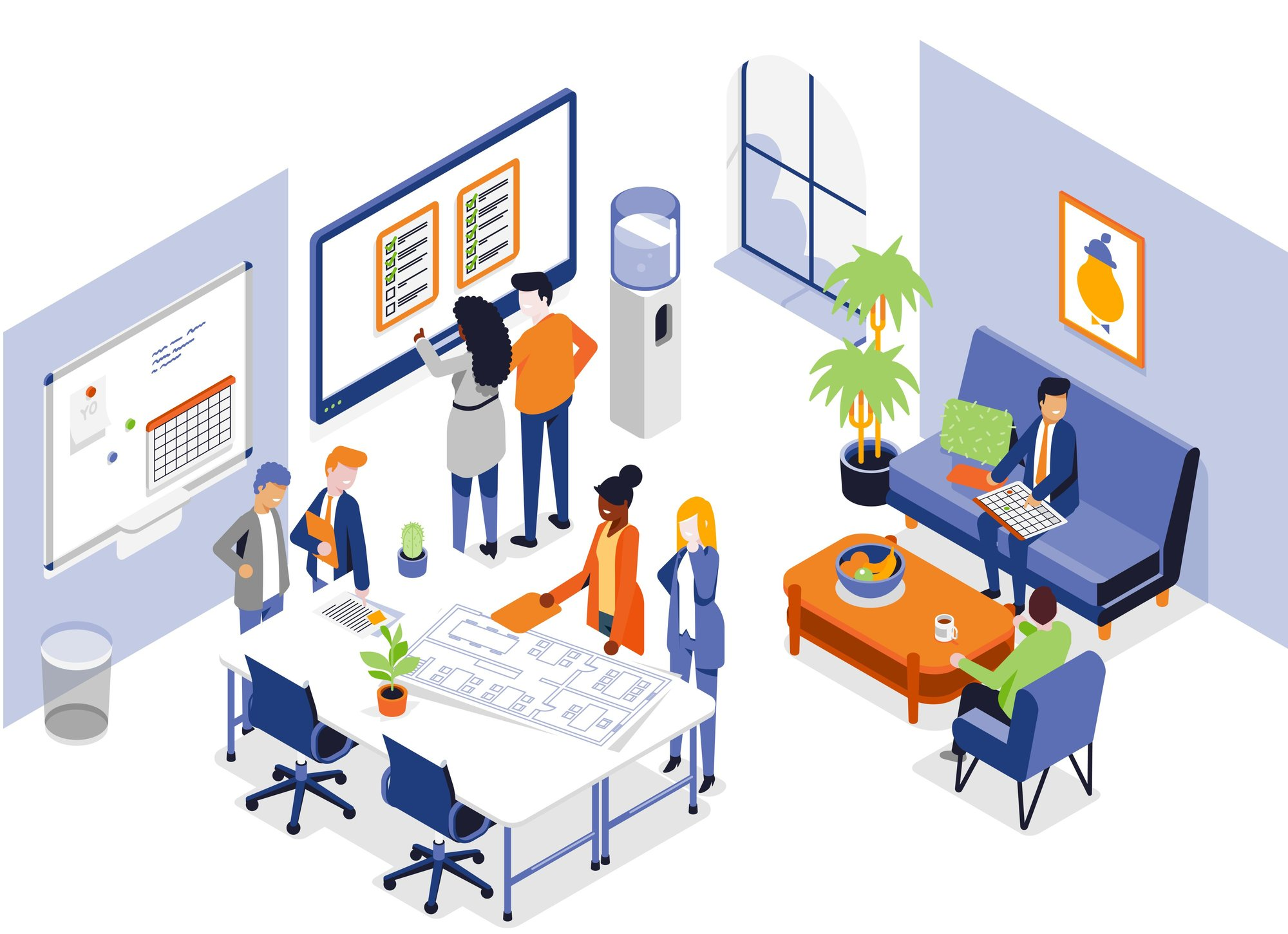 Planning Corporate Office Move