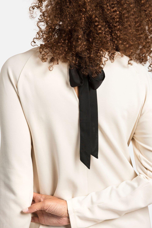 bow back tunic