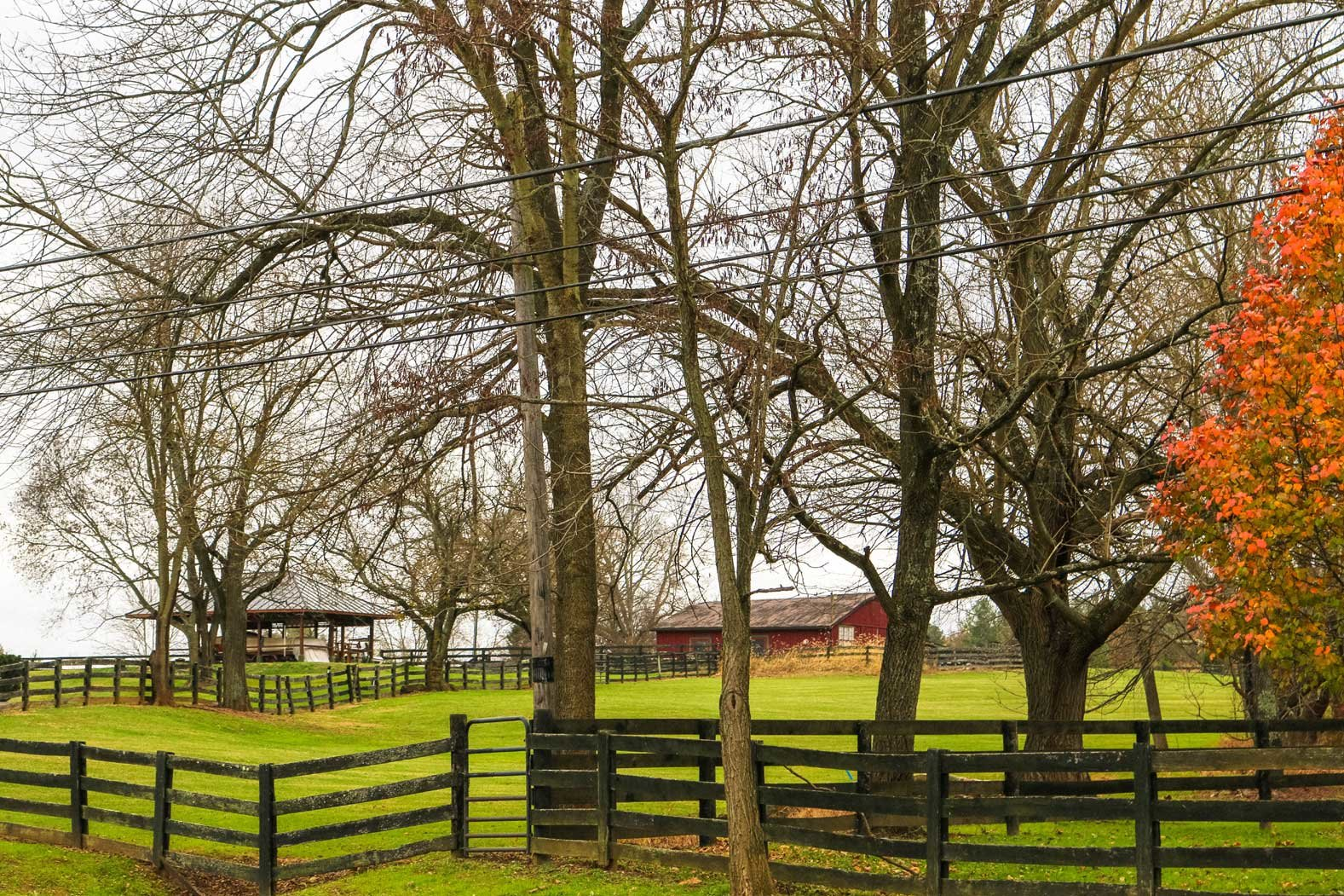 Barns in Aldie