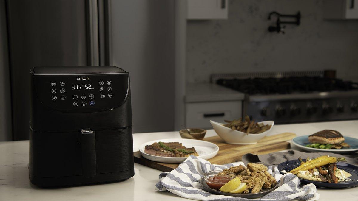 CP158-AF Premium 5.8-Quart Air Fryer