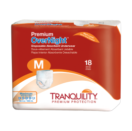 Tranquility Diapers