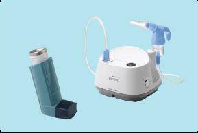 Nebulizer and Inhaler