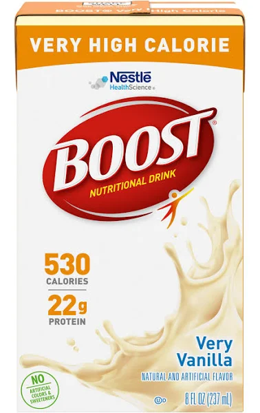 Boost Very High Calorie Drink