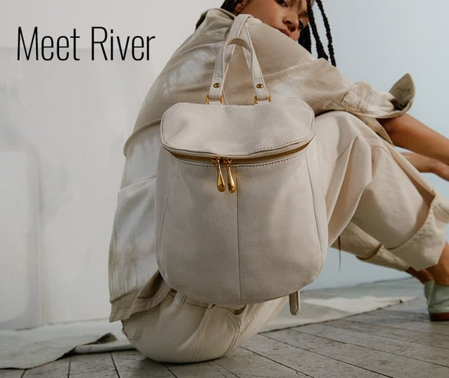 Shop The River Backpack