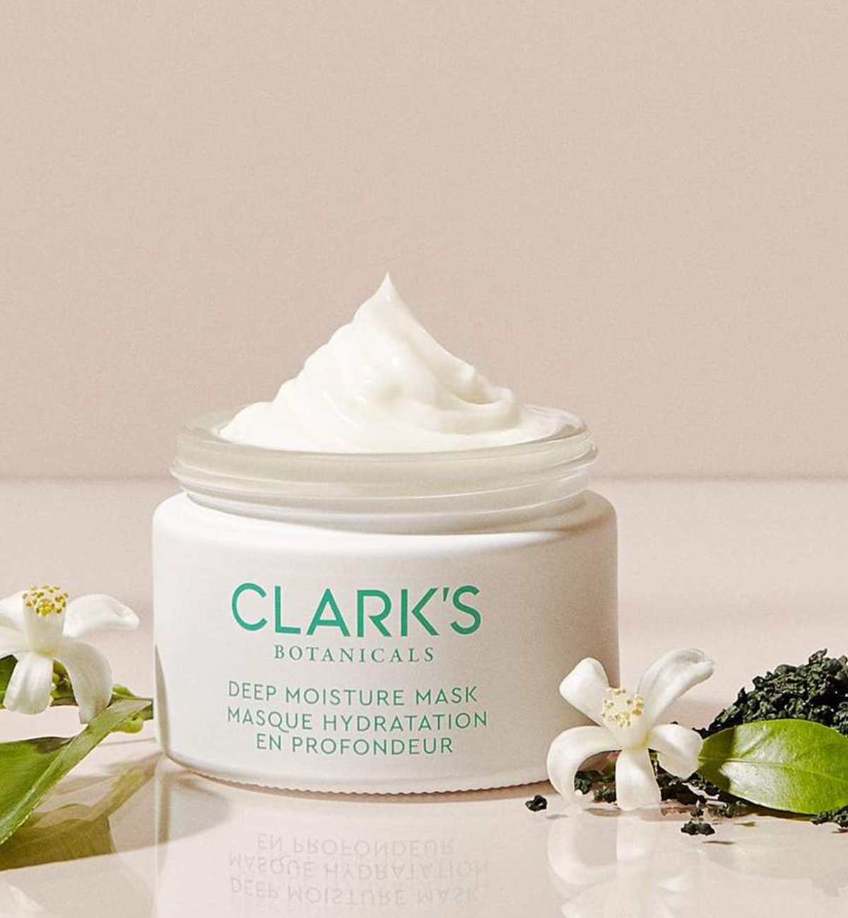 Click here to shop the Clark's Botanicals Deep Moisture Mask