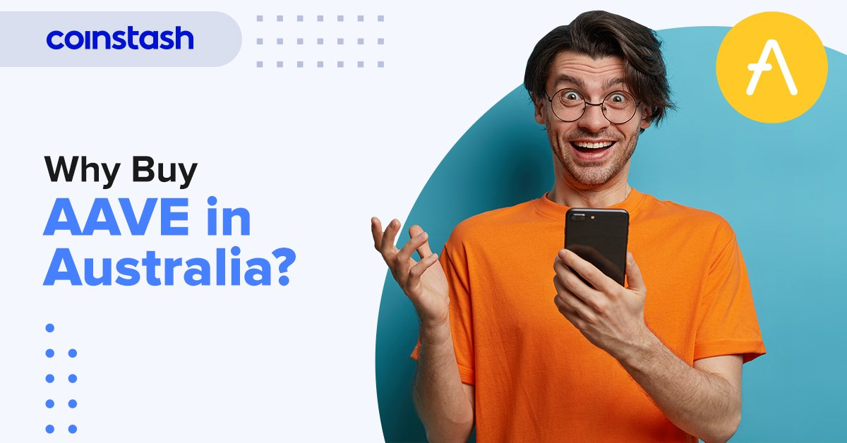 Why Buy AAVE in Australia?