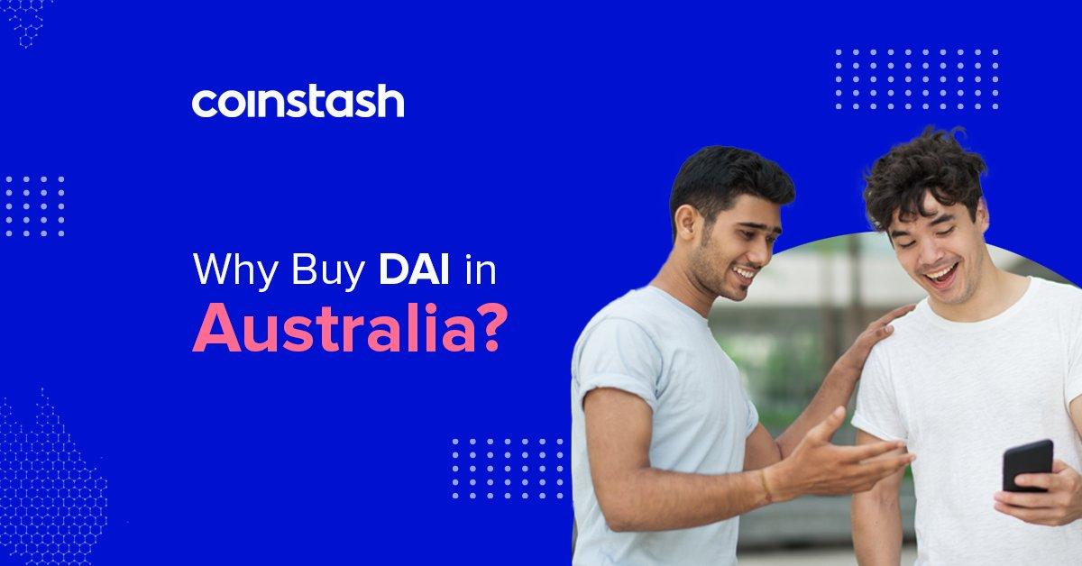 Why Buy DAI Australia?