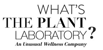 The plant laboratory Anti-aging for our generation