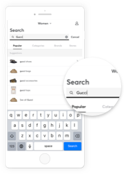 Search. Search and discover millions of products from thousands of brands and stores, all in one place . Now you can even shop by look, trend and occasion.