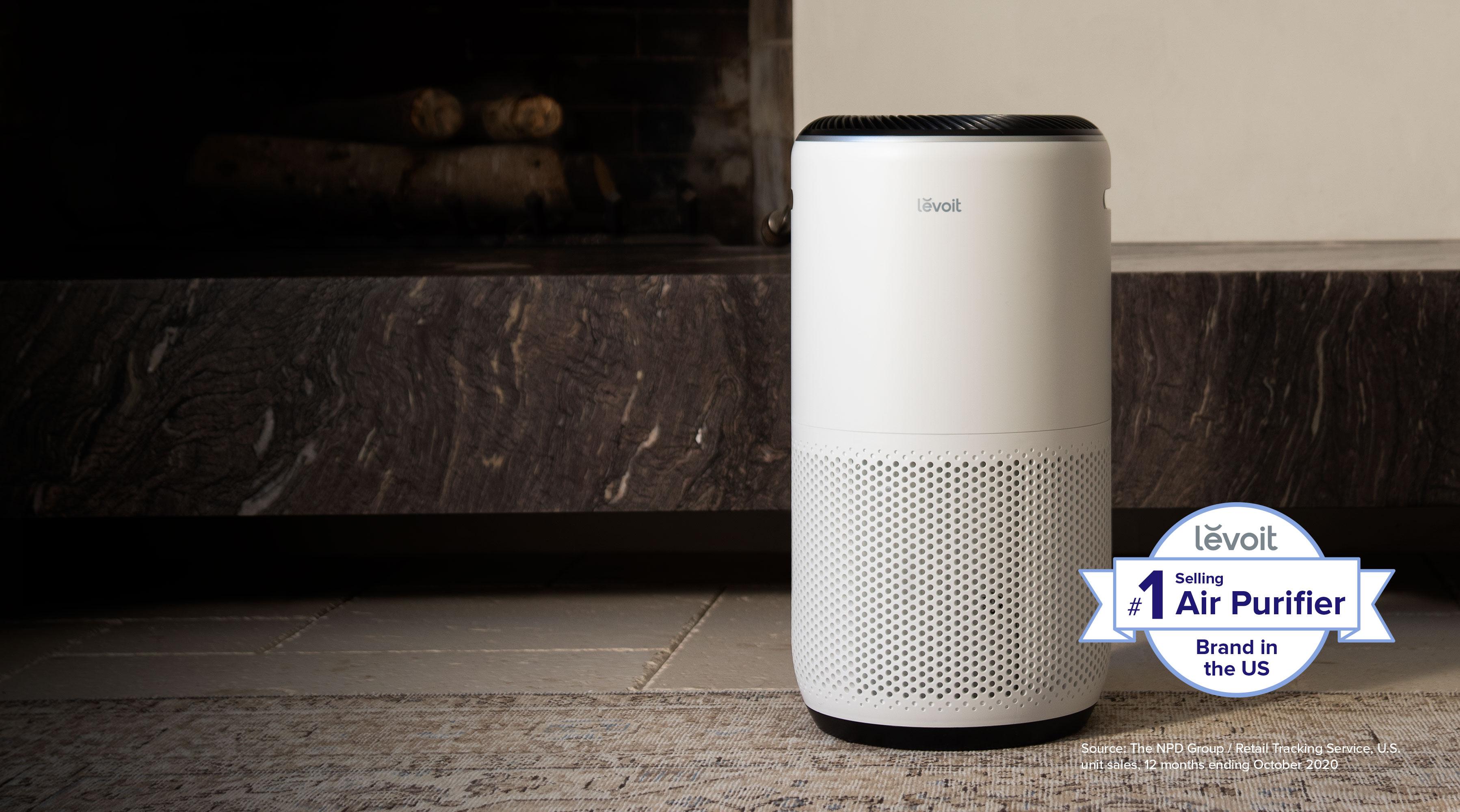 Core 400S Smart True HEPA Air Purifier